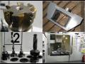 CNC obrábění, kovové formy Brno