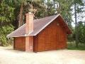 Dřevostavby na klíč, dřevěné chatky Vysočina