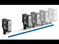 Detektor průhledných, transparentních předmětů E3S-DB - detekce transparentních objektů