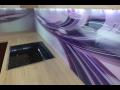 Skleněné obklady Obkladová skla do kuchyně Skla s grafikou Praha