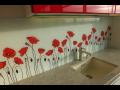 Sklen�n� obklady Obkladov� skla do kuchyn� Skla s grafikou Praha