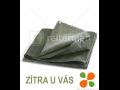 Zakrývací plachty, e-shop