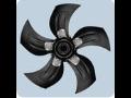 Axiální ventilátory pro výměnu vzduchu