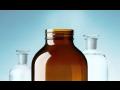 Laboratorní sklo pro farmacii a kosmetiku - výroba skleněných obalů