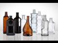 Specializovaná výroba obalového skla přímo ze sklárny - láhve a flakóny na míru