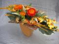 Rozvoz, prodej květiny hrnkové, balkónové-květinářství