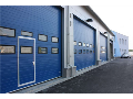 Průmyslová vrata - sekční, rolovací, rychlonavíjecí a skládací