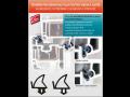 Těsnění pro renovaci plastových oken a dveří - kvalitní zboží