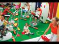 Fitness vybavení, stroje pro děti, realizace soukromé posilovny, fitka