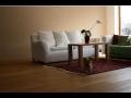 Dřevěné podlahy, parkety z dubového nebo jasanového dřeva