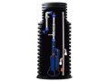 Zařízení pro tlakovou kanalizaci