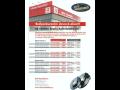Akce na výměnu brzd - autoservis, bezkonkurenční ceny pro všechny typy vozů