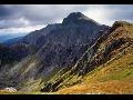 Vysokohorská turistika na Slovensku v lokalitě Západní, Nízké Tatry