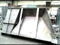 Zakázková výroba kovových zásobníků, kontejnerů a nádrží