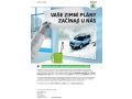 Zimní servisní prohlídka vozů ŠKODA Havířov, zimní kola, autorizovaný servis