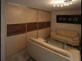 Interiérový nábytek na míru, výroba nábytku do interiéru, vestavěné skříně