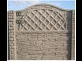 Betonov� ploty, betonov� v�robky - v�roba a prodej Poho�elice