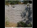 Betonov� plot oboustrann� Hara�ta Poho�elice