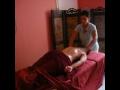 Léčebně relaxační masáž Shirodhara, uvolnění nervového systému Lázně Lednice