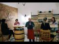 Nev�edn�  vinot�ka, degustace v�n,  Pal�c  YMCA  Praha