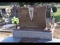Kamenictví - výroba pomníků, nový pomník Znojmo