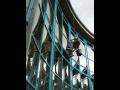 Výškové práce za pomocí horolezecké techniky Plzeň - mytí oken, rekonstrukce komínů