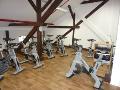 Fitness centrum PEPA, aerobic, spinning