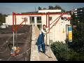 Strešné a okenné navijaky, nosné konštrukcie a rebríkové výťahy Zlín