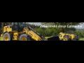 Zemědělské stroje Caterpillar, teleskopické manipulátory či čelní kolové nakladače Praha
