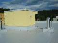 Zateplení plochých střech a teras