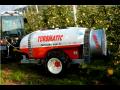 Zemědělské rosiče Wanner, TurbMatic, mulčovače W-Perfect
