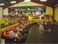 Krytá motokárová trať - zapůjčení motokár i adrenalinový zážitek