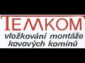 Nerezové fasádní komíny, revize komínů, kominictví Brno