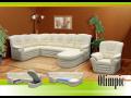 Rozkládací sedací souprava, prodej nábytku