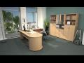 Kancelářský nábytek, židle Brno