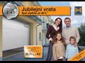 ! AKCE garážová vrata - sekční, výklopná, rolovací Hörman, Hradec
