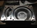 Kovové formy, odlitky z oceli a šedé litiny, strojní obrábění odlitků