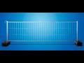 Mobilné dočasné oplotenie, výrobca oplotenia Česká republika