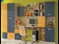 Nábytek do dětského pokoje, interiéry dětských pokojů