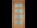 Interiérové dveře a zárubně, protipožární dveře