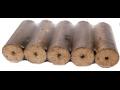 Pevné palivá, drevené brikety - doprava zdarma