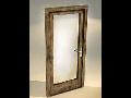 Dřevěné vstupní dveře za akční cenu 19700 Kč Ostrava
