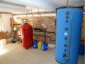 Solární technika, tepelná čerpadla i topenářské práce
