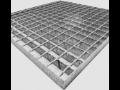 Lisované a svařované regálové a podlahové rošty, výroba, montáž, demontáž roštů