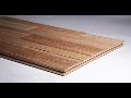 Dizajnové obkladové dosky z masívneho dreva