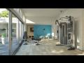 Realizace a vybavení nového fitness, domácí posilovny, aerobních sálů