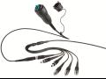 Kabely, kabelážní a anténní systémy pro efektivní komunikaci (Praha)