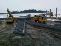 Zemní a výkopové práce - terénní úpravy