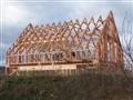 Výroba, prodej krovů, vazníků a dřevostaveb Vysočina