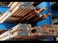 Výroba bodovacích elektrod z materiálu CuCrZr, speciální elektrody do bodovek a lisů - zakázková výroba Brno